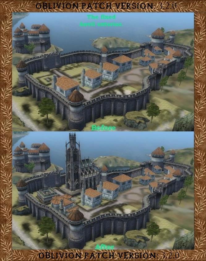 Общие сведения о TES IV: Oblivion, где можно скачать TES Construction Set и